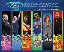 Ford Center Evansville, 1 year anniversary