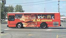 McDonald's A.M.m.m.m P.M.m.m.m.