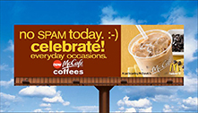 McDonald's, Celebrate Everyday Occasions