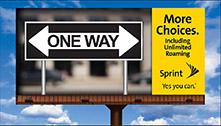 Sprint: More Choices